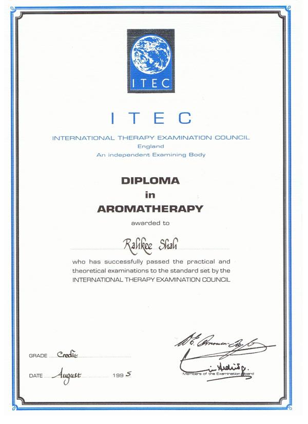rakhee-shah-healthy-u-professional-aromatherapy-diploma-certificate